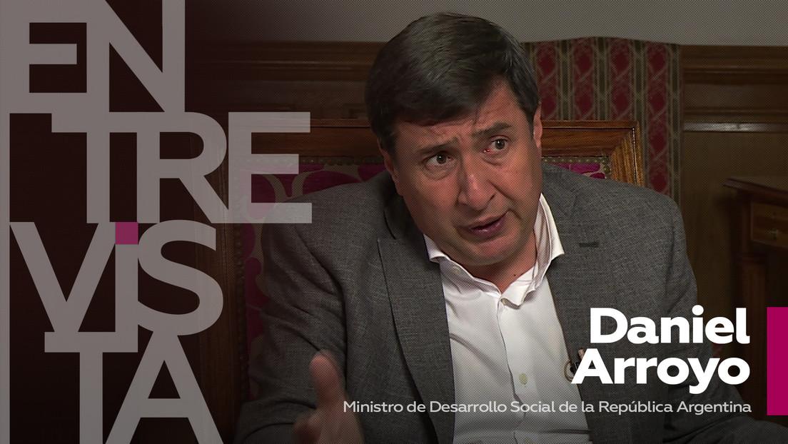"""Daniel Arroyo, ministro de Desarrollo Social de la República Argentina: """"Gobernar en pandemia es como manejar en el medio de una neblina"""""""