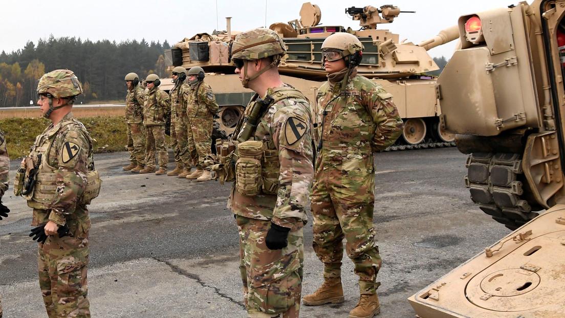 EE.UU. enviará unos 500 militares adicionales a Alemania para fortalecer los lazos bilaterales
