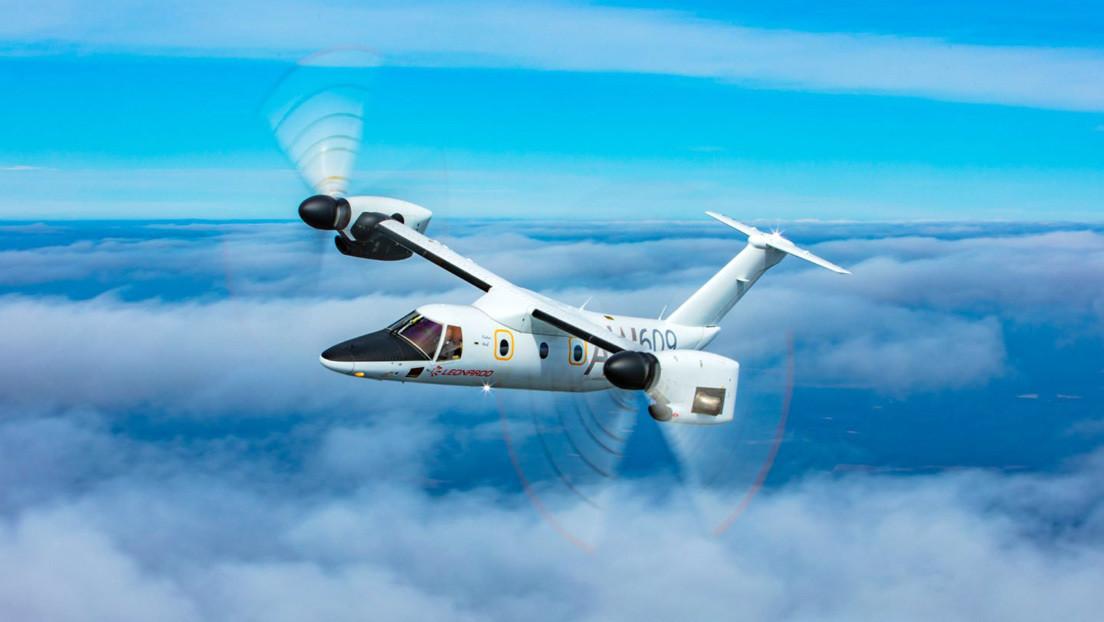 El primer convertiplano de pasajeros del mundo prepara su certificación en EE.UU.