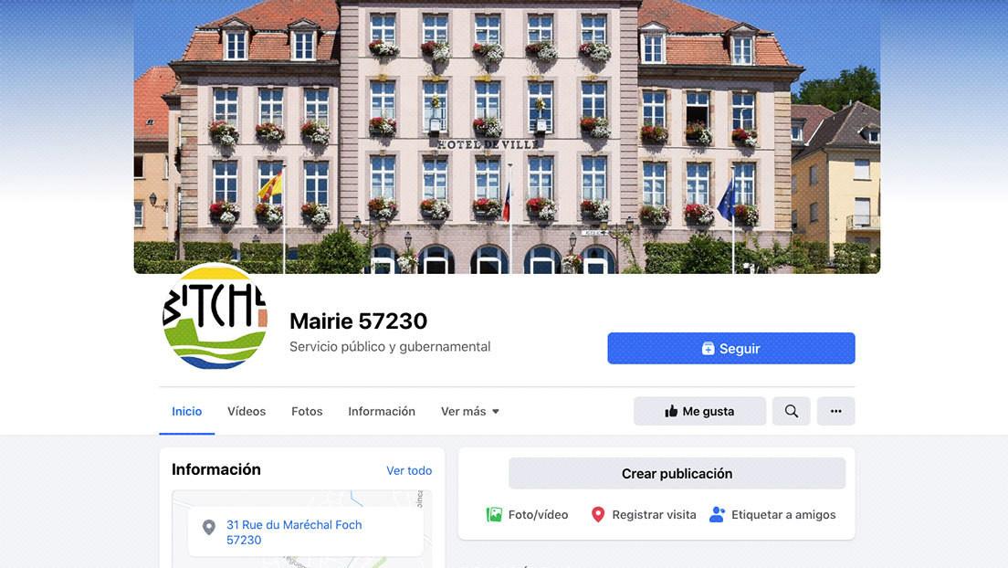 Facebook bloquea la página de la comuna francesa de Bitche por considerar su nombre 'ofensivo'