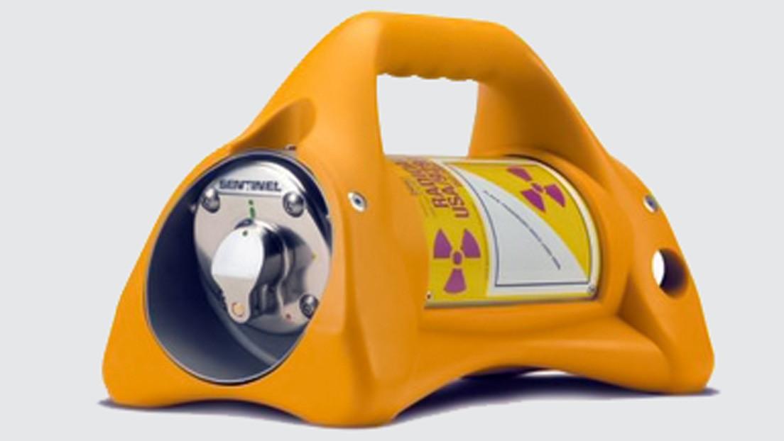 Fuente radiactiva robada en México y por la que se emitió una alerta en 9 estados fue localizada en el municipio de Tecámac