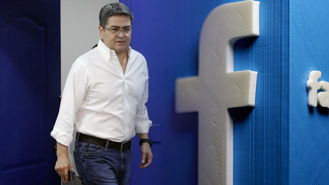 Facebook conocía la campaña de manipulación del presidente de Honduras y permitió que continuara casi un año