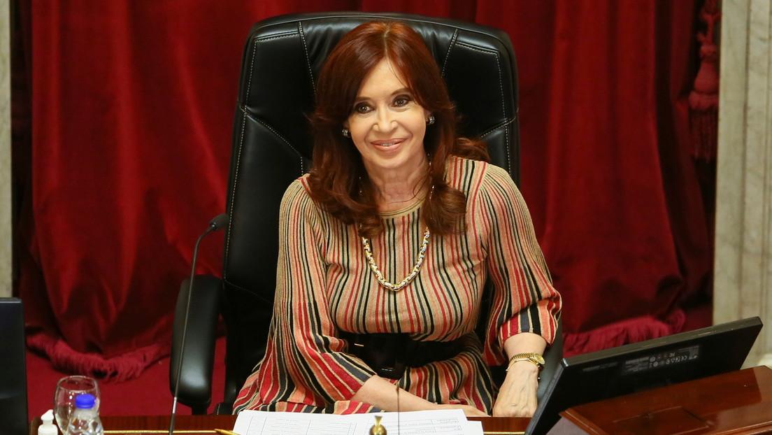 """La vicepresidenta de Argentina no irá a juicio por la causa 'dólar futuro' debido a la """"inexistencia de delito"""""""