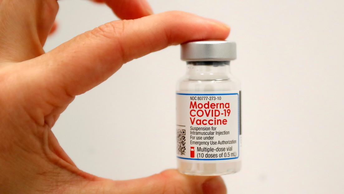 Moderna anuncia que su vacuna anticovid tiene una eficacia de más del 90 % seis meses después de la segunda dosis