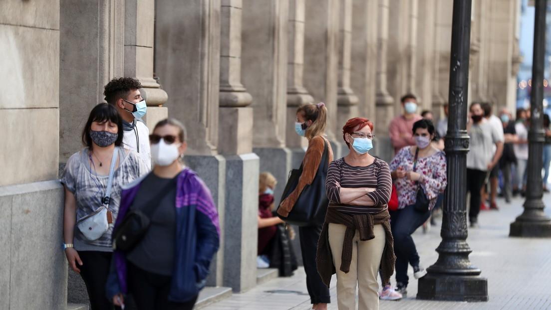 Argentina reporta un nuevo récord diario de casos de covid-19 con más de 27.000 infectados en 24 horas
