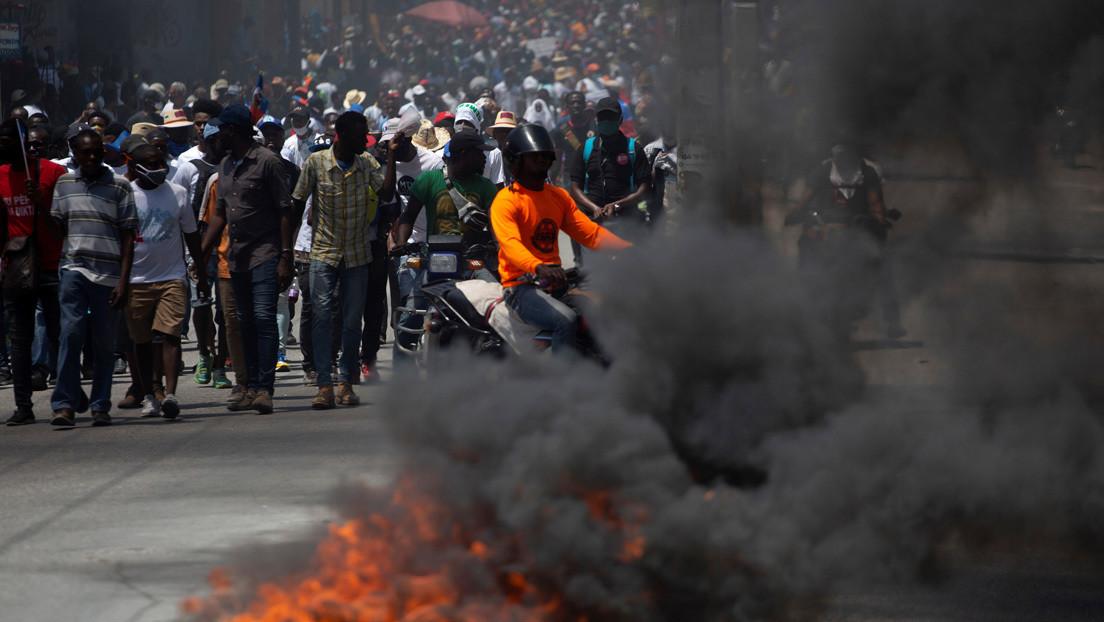 Dimite el Gobierno de Haití en medio de la grave crisis política y de inseguridad en el país
