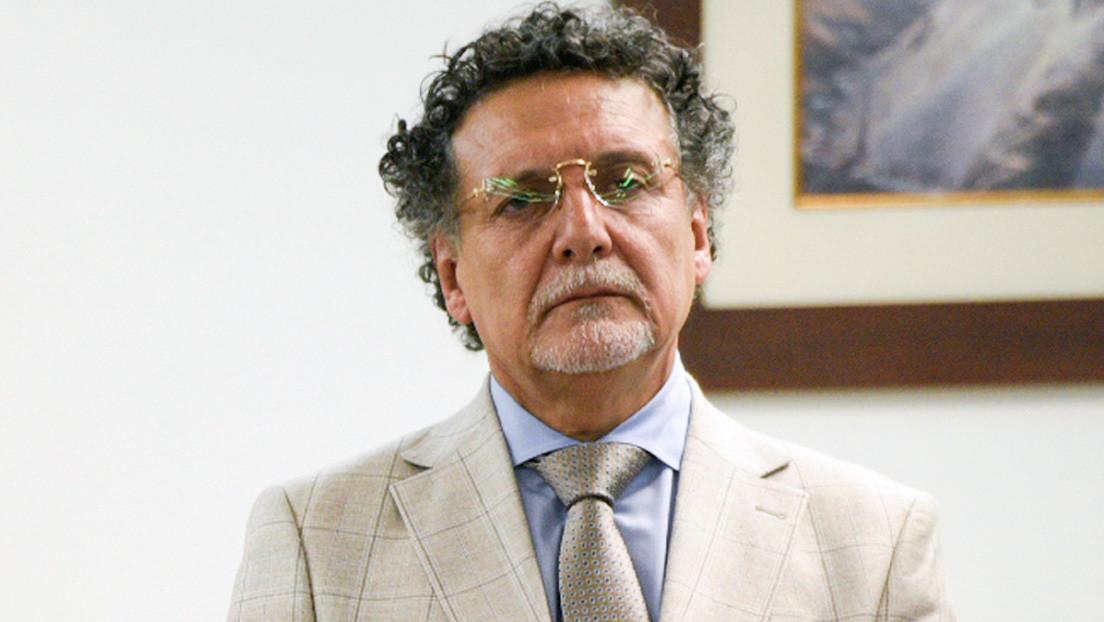 Juez dicta prisión preventiva contra el contralor del Estado en Ecuador, Pablo Celi