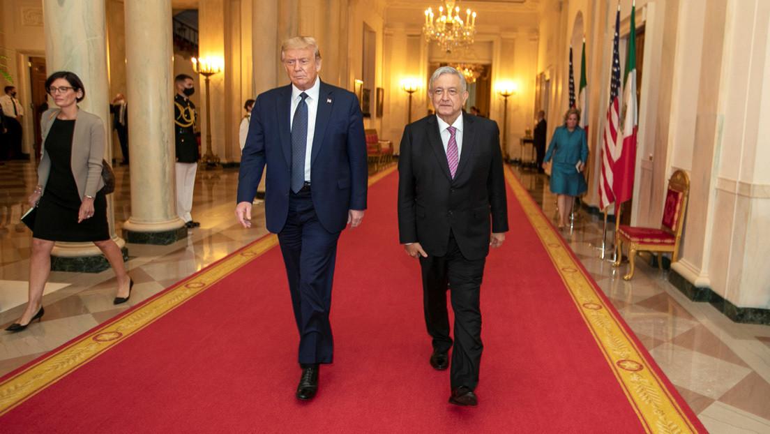"""López Obrador revela que escribirá un libro para dar detalles sobre su relación con Donald Trump: """"Fue buena para los dos países"""""""