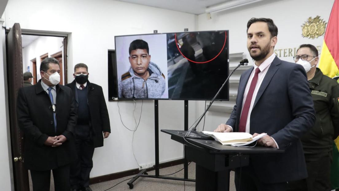 Detienen al ministro de Desarrollo Rural de Bolivia, Edwin Characayo, por presuntamente aceptar un soborno de 20.000 dólares