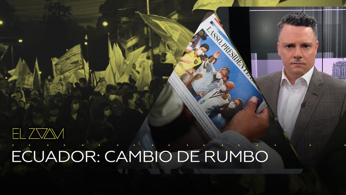 Ecuador: cambio de rumbo