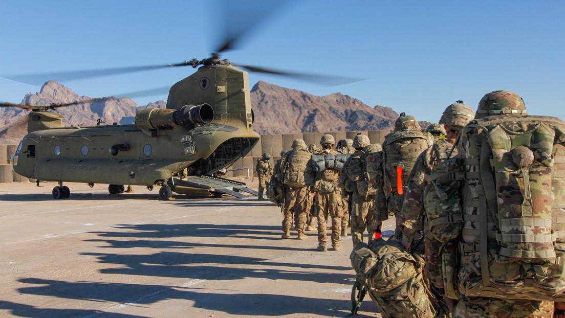 """""""Es hora de poner fin a la guerra más larga de EE.UU."""": Biden anuncia la retirada de las tropas estadounidenses de Afganistán"""