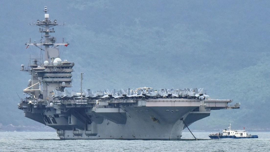 Turquía asegura que EE.UU. ha cancelado el despliegue de dos navíos de guerra en el mar Negro