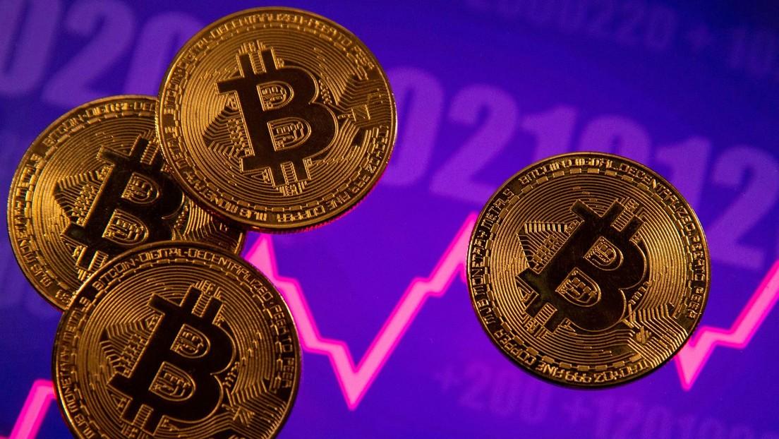 """Experto en criptomonedas asegura que la capacidad de crecimiento del bitcóin es """"asombrosa"""""""