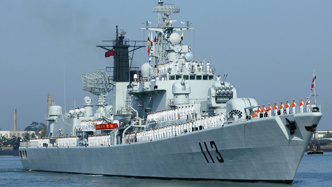 China comienza unos ejercicios con fuego real cerca de Taiwán durante la visita de tres enviados de Biden a la isla