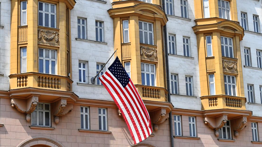 Convocan al embajador de EE.UU. al Ministerio de Exteriores de Rusia debido a las nuevas sanciones estadounidenses