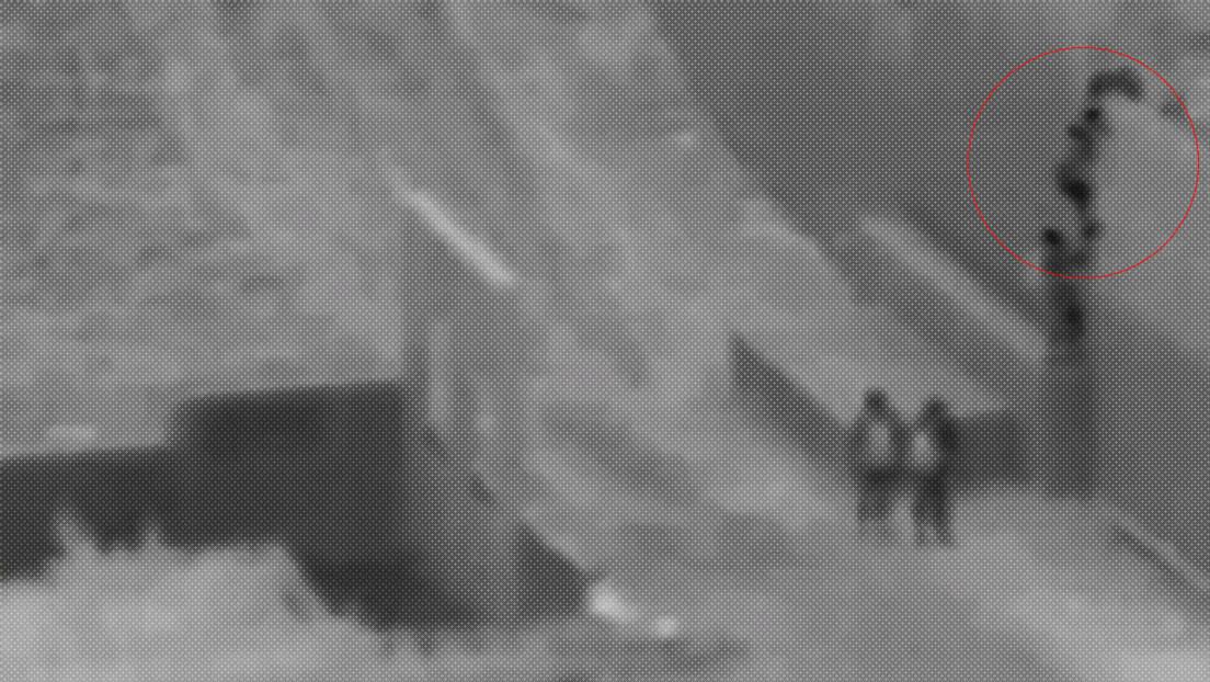 VIDEO: Un traficante arroja a un niño de 2 años desde lo alto del muro fronterizo entre México y EE.UU.