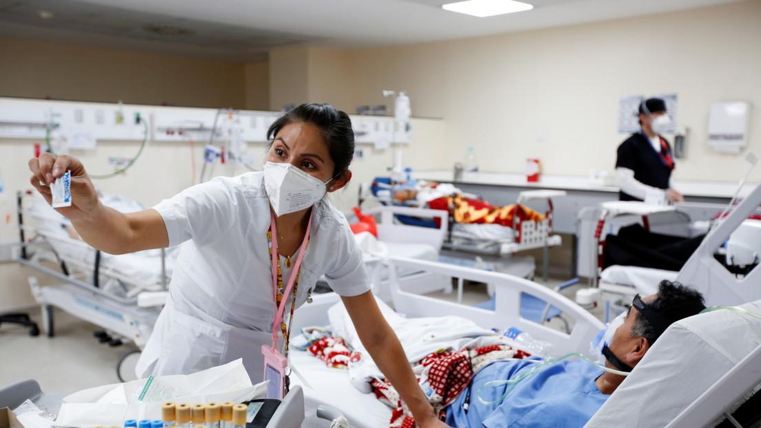 Ecuador reporta 4.892 nuevos casos de coronavirus, la segunda cifra diaria más alta reportada desde el inicio de la pandemia