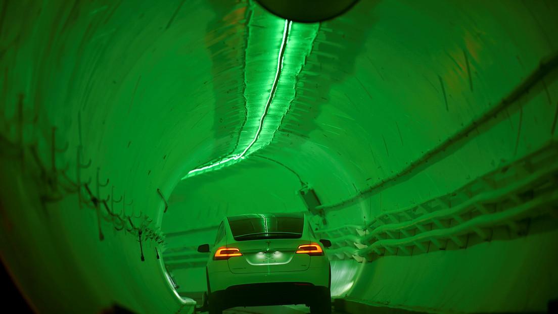 """""""No es más que un agujero muy caro a través de la tierra"""": el túnel de Elon Musk en Las Vegas es bombardeado por críticas feroces"""