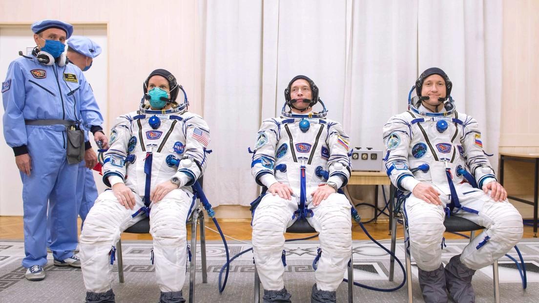 VIDEO: Regresa a la Tierra la 64.ª Expedición de la EEI