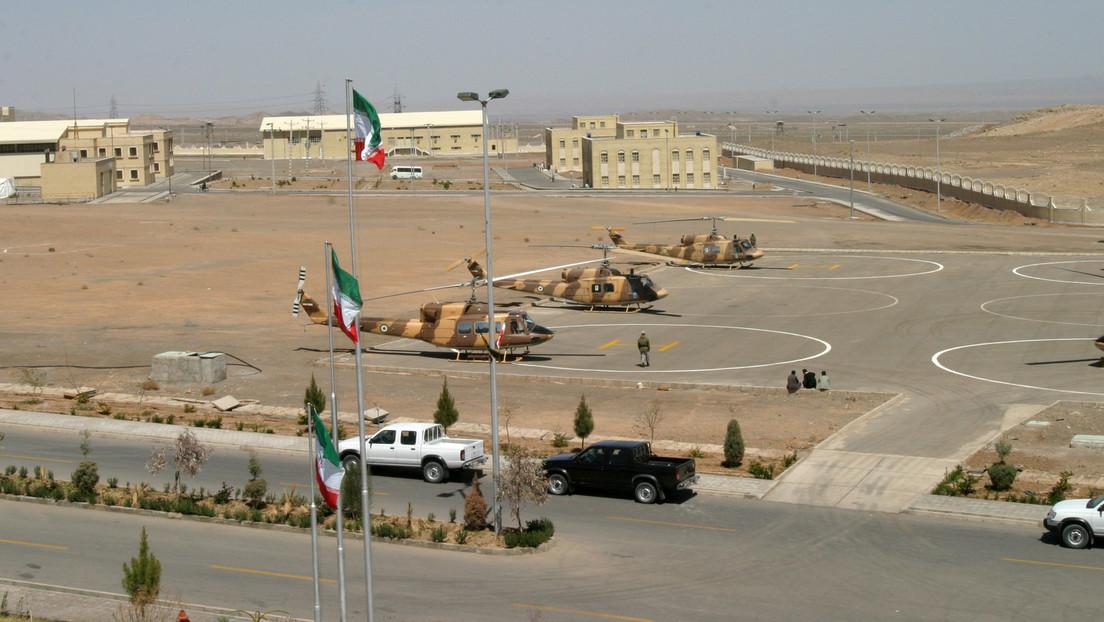 Irán nombra a la persona que causó el incidente eléctrico en la planta de enriquecimiento de uranio de Natanz