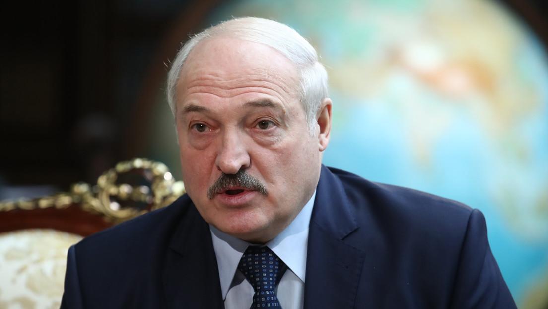 El presidente de Bielorrusia anuncia la frustración de un plan de atentado contra él y sus hijos, culpando a servicios especiales de EE.UU.