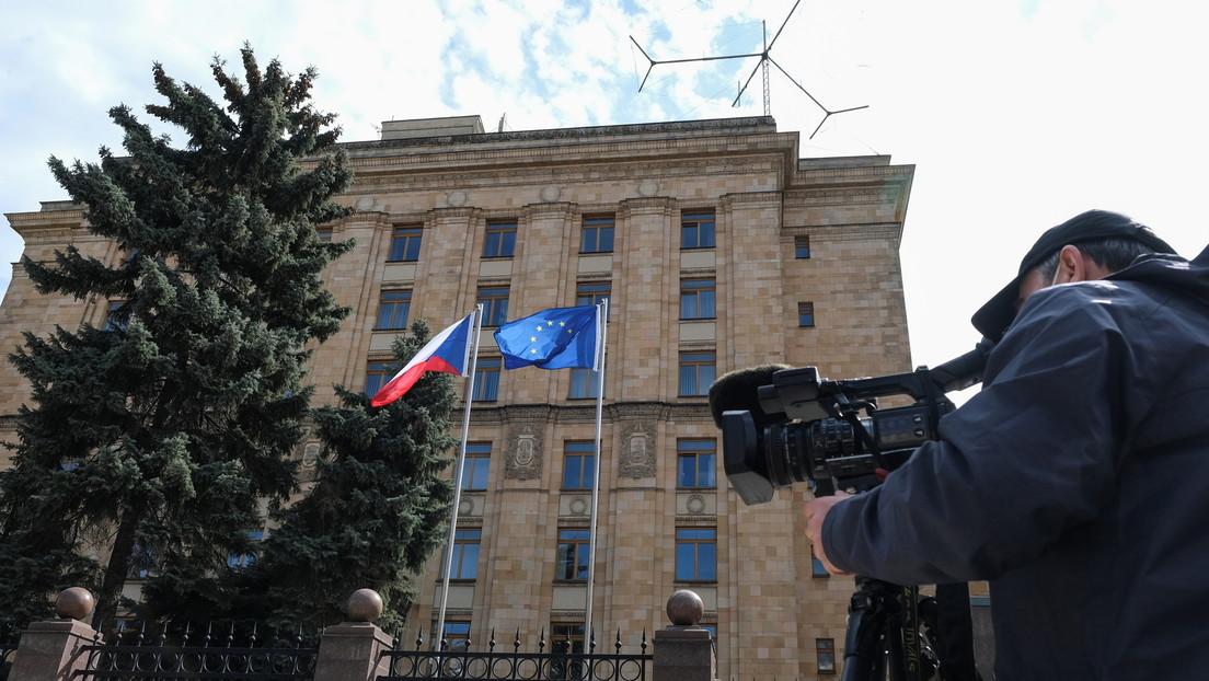 Ministerio de Exteriores de Rusia convoca al embajador de la República Checa