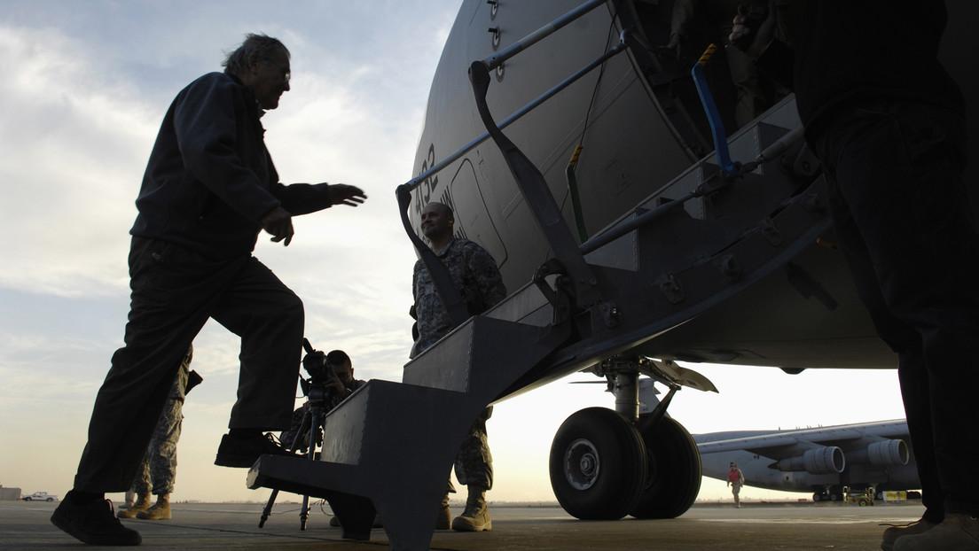 Varios misiles golpean una base aérea en Irak que alberga tropas de EE.UU.