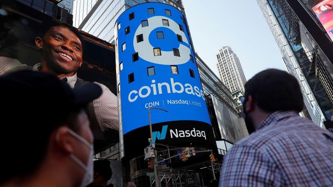 El director ejecutivo de Coinbase vendió 291,8 millones de dólares en acciones el día de su debut en el Nasdaq