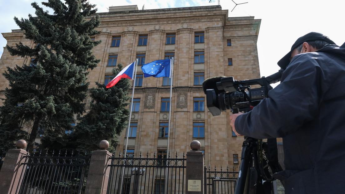 Embajada de República Checa en Moscú