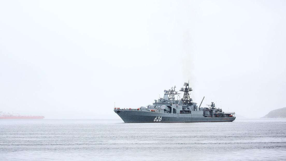 Rusia inicia maniobras a gran escala en el Ártico con la participación de buques, submarinos nucleares y complejos de defensa antiaérea