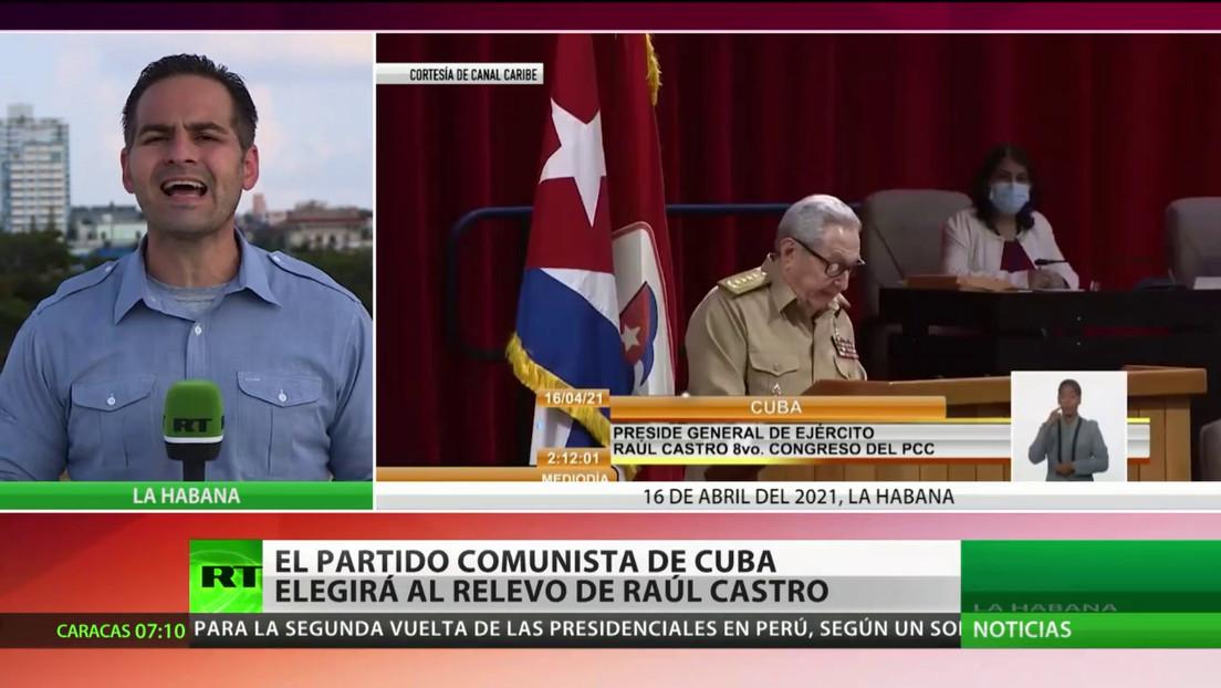 El Partido Comunista de Cuba elige al sucesor de Raúl Castro