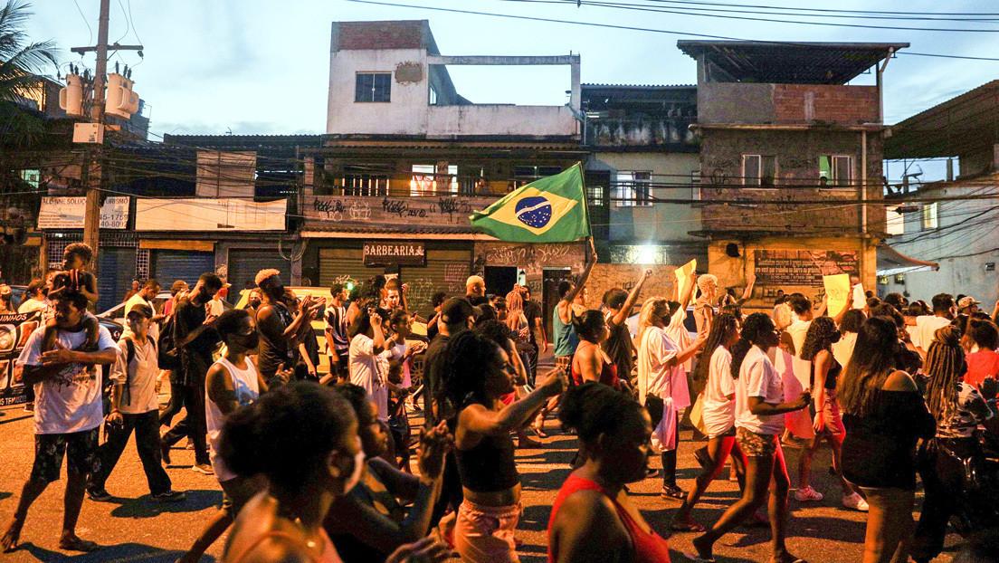 La Policía mató a cientos de personas en Río de Janeiro a pesar de que la Corte Suprema prohibió las redadas durante la pandemia