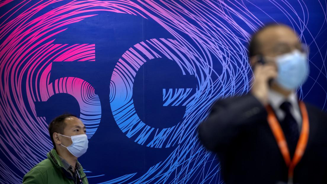 China avanza en la construcción de la red móvil 5G más grande del mundo