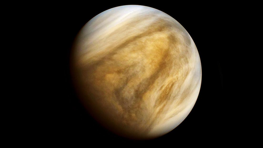 Captan la primera vista completa del anillo de polvo de Venus (VIDEO)