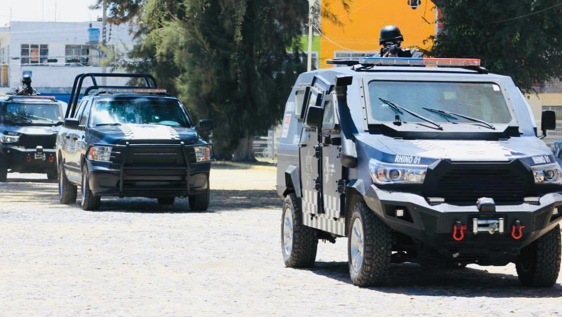 Un operativo policial en el estado de Jalisco termina en una balacera con un saldo de dos personas muertas y una herida