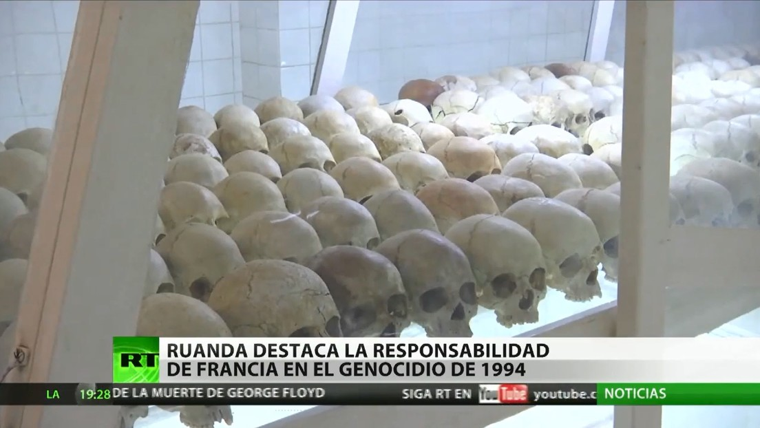 Ruanda destaca la responsabilidad de Francia en el genocidio de 1994