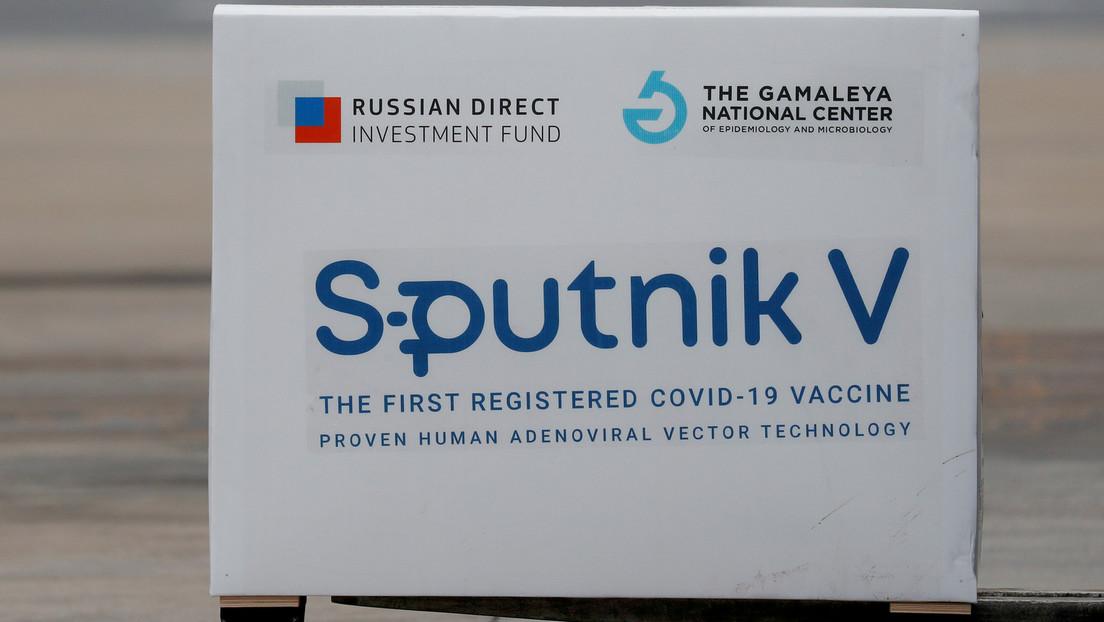 México espera recibir 500.000 dosis de la vacuna Sputnik V contra el covid-19 durante los próximos días