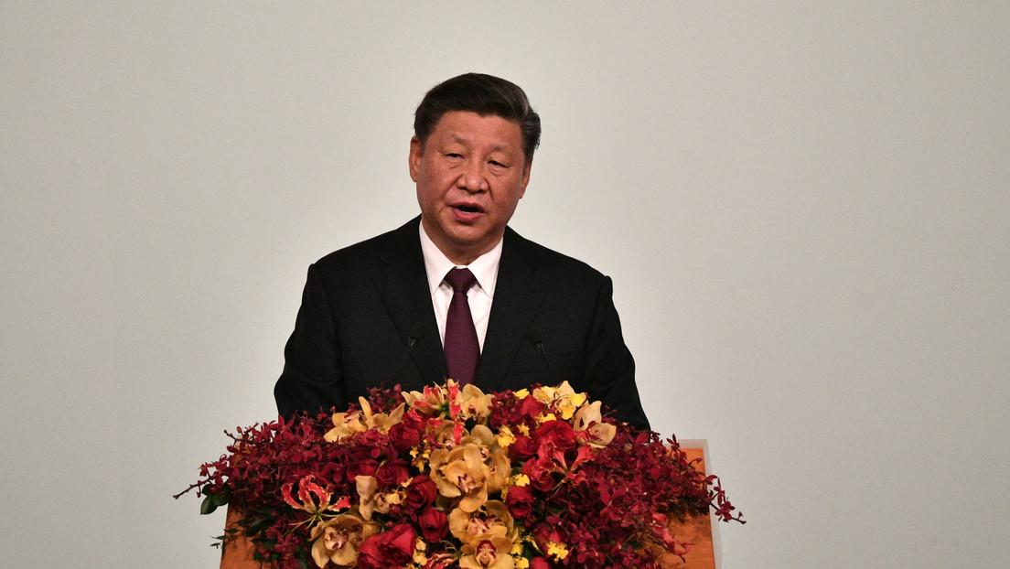"""Xi Jinping: """"Debemos rechazar la mentalidad de suma cero y oponernos a una nueva Guerra Fría y cualquier forma de confrontación ideológica"""""""