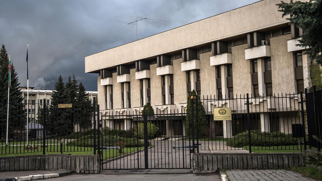 Rusia declara personas no gratas a dos empleados de la Embajada de Bulgaria en Moscú en respuesta a una acción similar de Sofía