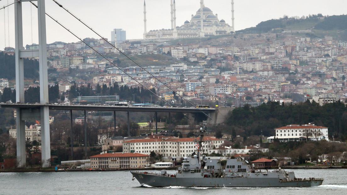 """Ministro de Defensa ruso: """"EE.UU. y la OTAN continúan llevando a cabo actividad provocativa en el espacio aéreo y las aguas del mar Negro"""""""