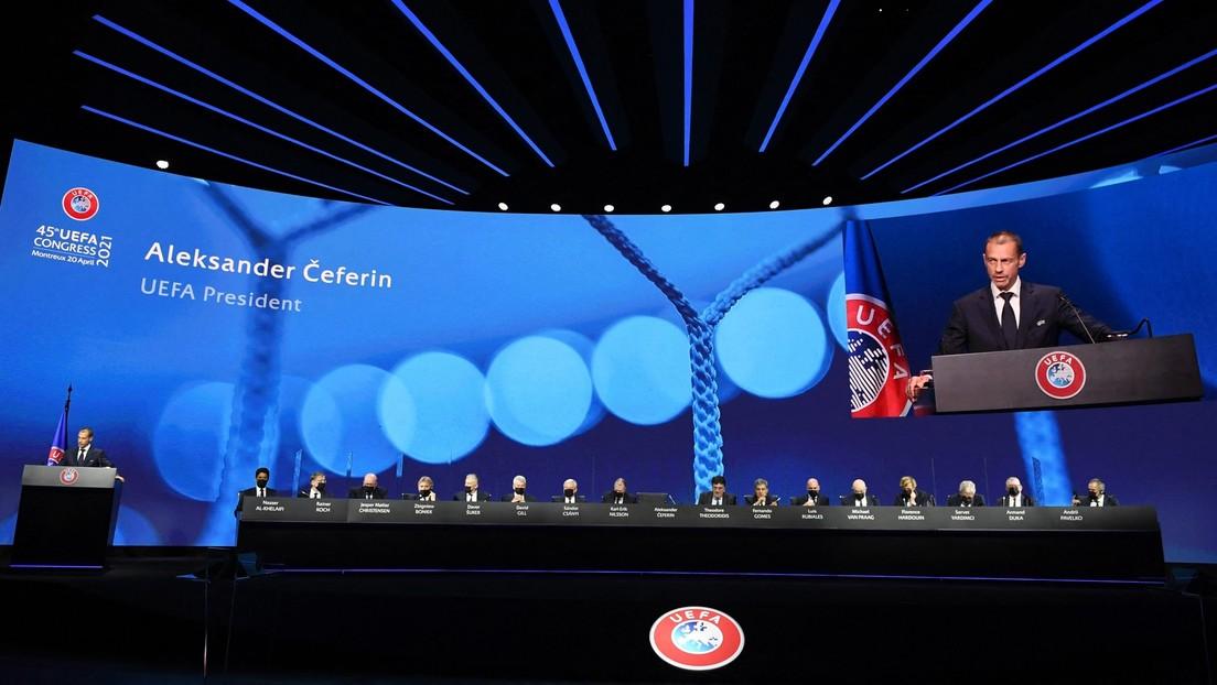 Un tribunal de Madrid prohíbe a la UEFA, la FIFA y LaLiga sancionar a la Superliga