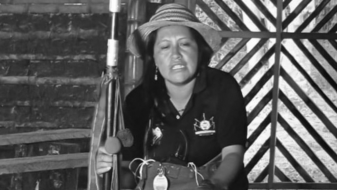 Asesinan en Colombia a una gobernadora indígena que había denunciado el incremento de los cultivos ilícitos