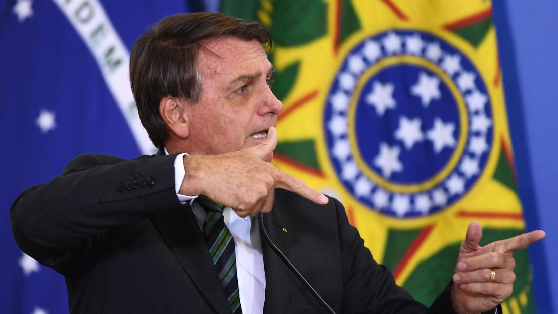"""""""Bolsonaro no ha cambiado su política medioambiental"""": Personalidades brasileñas envían una carta a la Cumbre del Clima liderada por EE.UU."""