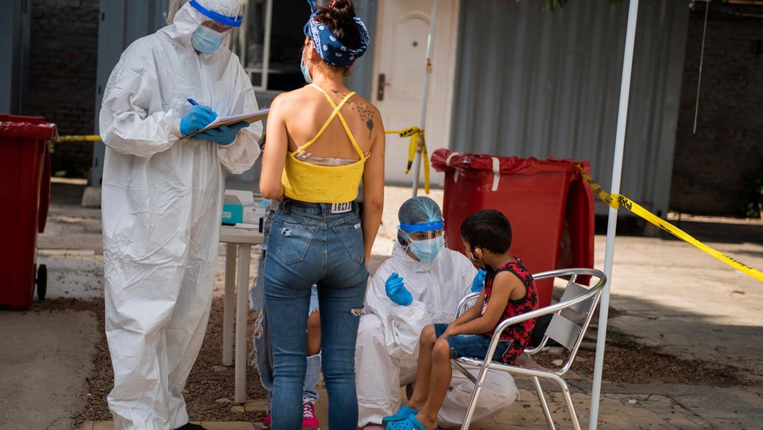 Contagios, muertes y vacunación: los tres gráficos que muestran el impacto de la nueva ola de coronavirus en cada país de América Latina