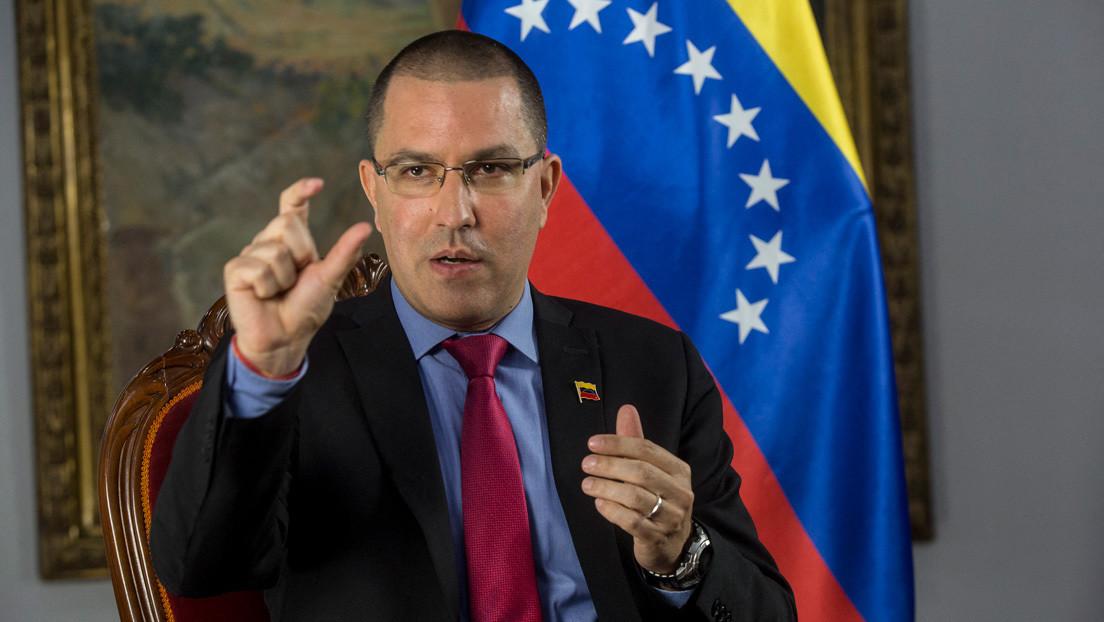 """""""Grotesca hipocresía"""": Arreaza critica a los Gobiernos que piden la cooperación de Venezuela con la ONU pero se niegan a donar recursos"""
