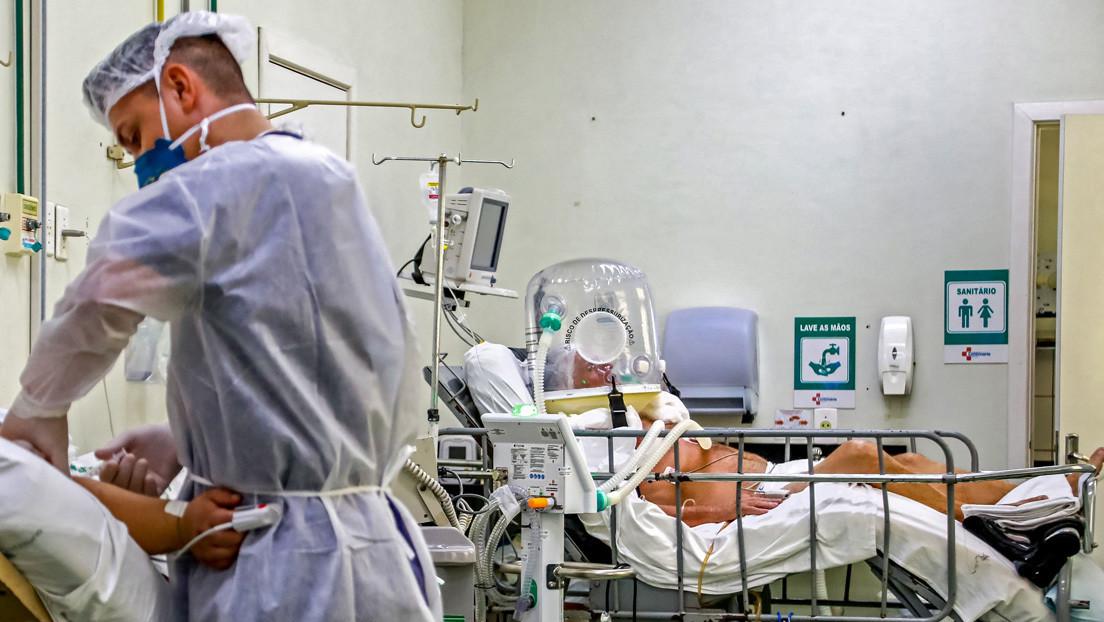 """Autorizan en Brasil el uso de emergencia de """"anticuerpos monoclonales"""" contra el covid-19, el tratamiento que fue aplicado en Trump"""