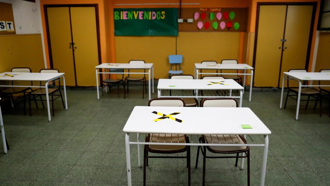 Buenos Aires se niega a cancelar las clases presenciales en las escuelas pese al fallo judicial que obliga a ello