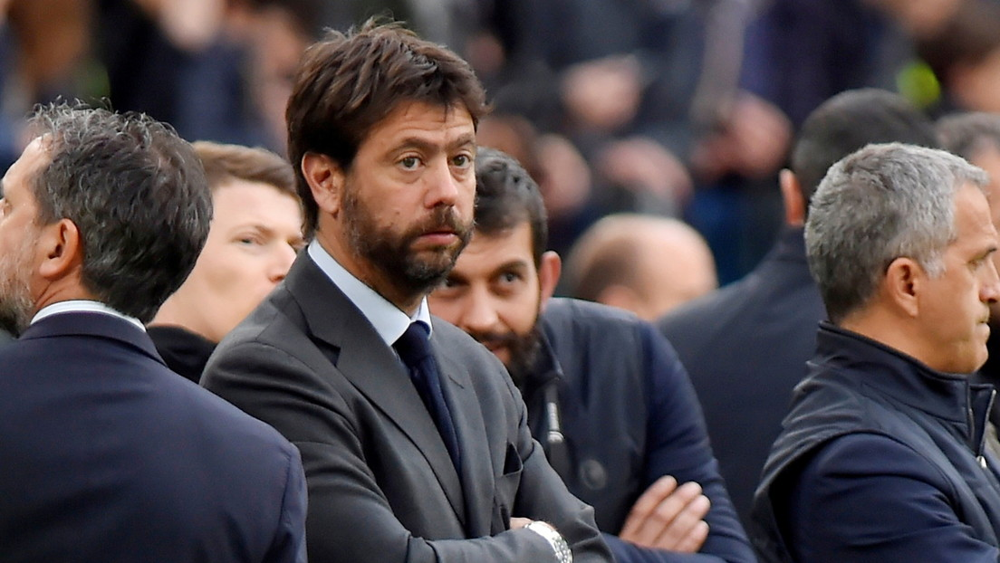 """Presidente de la Juventus afirma que la Superliga """"evidentemente"""" no podrá ser puesta en marcha tras la salida de los clubes ingleses"""