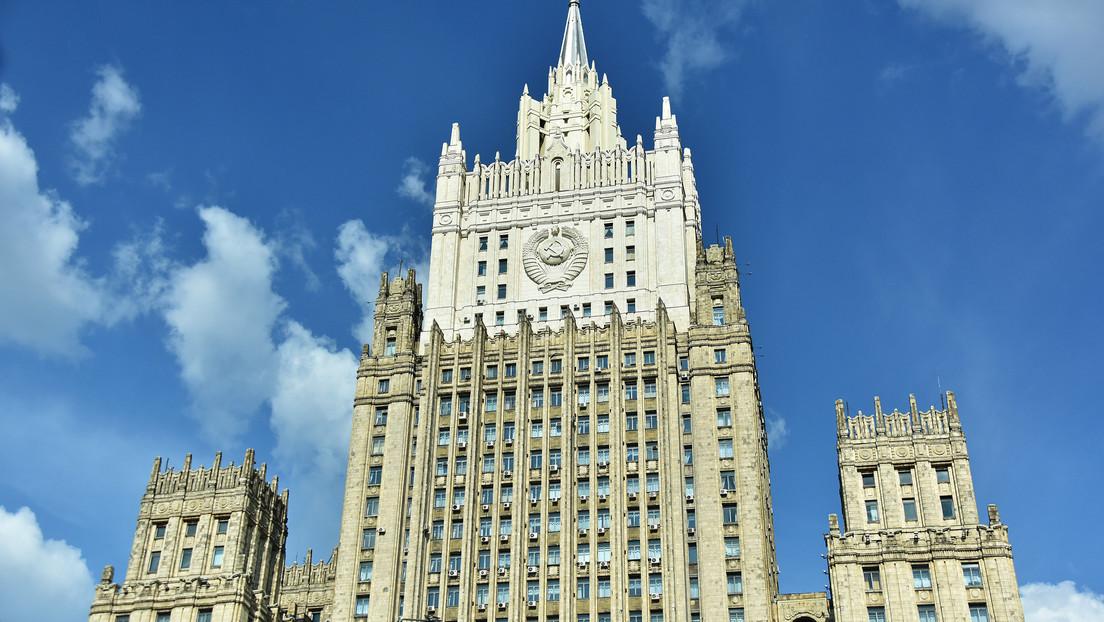 El Ministerio de Asuntos Exteriores de Rusia convoca al jefe adjunto de la Embajada de EE.UU. en Moscú