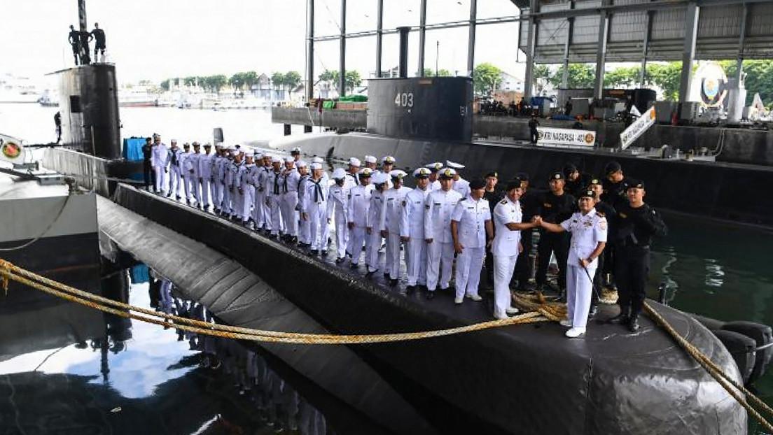 La Armada de Indonesia pierde el contacto con un submarino durante unos ejercicios cerca de Bali
